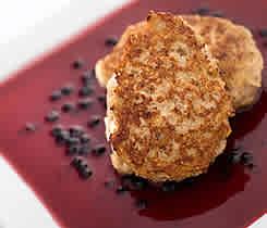 kycklingfärs burgare recept