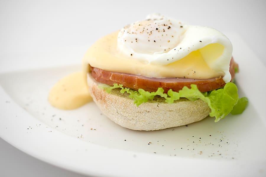Egg Bénédict - original