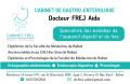 Dr Aïda Frej, Gastro-entérologue à Rabat