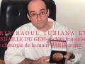 Pr Amin Belmahi, Chirurgien esthétique et plastique, Chirurgien de la main à Rabat
