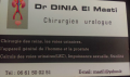 Dr El Maati Dinia, Urologue, Sexologue à Rabat