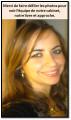 Ghita Filal, Psychologue à Casablanca