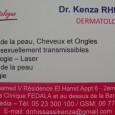 Dr Kenza Rhissassi, Dermatologue à Mohammedia