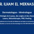 Dr Ilham El Meknassi, Dermatologue à Rabat