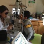 Dr Lamia Lahlou, Ophthalmologist, Rabat