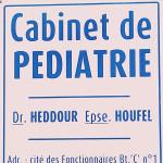 Dr Kahina Heddour, Pediatrician, Tizi Ouzou