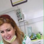 dr دكتور منى  رحمون , طبيب أسنان à Rabat
