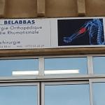 Dr Halim Belabbas, Traumatologist - Orthopedist, Sports medecine specialist, Osteopath, Podiatrist, Rheumatologist, Tizi Ouzou