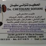 Dr Sofiane Chetouani, Urologue, Sexologue, Urologue pédiatrique, Sétif