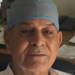 Dr Abdelali El Rhazi, Ophthalmologist, Rabat