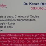 dr Dr Kenza Rhissassi, Dermatologue à Mohammedia