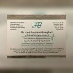 dr Dr Hind Bouziane, Internist à Casablanca