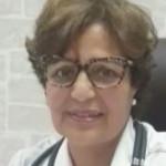 dr Dr Fatima Mahassin, Médecin interniste  à Rabat