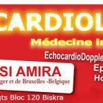 Dr Amira Abbassi, Cardiologist, Internist, Biskra