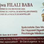 دكتور نجوى فيلالي بابا, أمراض الجهاز الهضمي لدى الأطفال, Casablanca