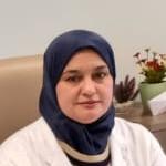 dr Dr Hanane Hafiane, Hématologue à Marrakech
