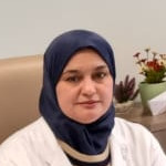 dr Dr Hanane Hafiane, Hematologist à Marrakech
