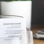 none  Hind Bouamar, Psychologist à Casablanca