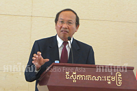 Phnom Penh officials considered the...