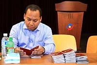 Cambodia's Ambassador to the Republic...