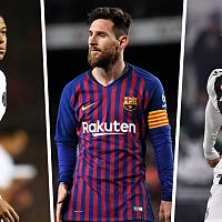 តំណែងស្បែកជើងមាស ២០១៩ ៖ Messi...