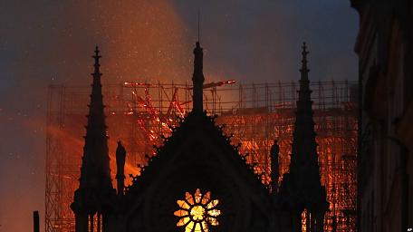 រចនាសម្ព័ន្ធព្រះវិហារ Notre Dame នៅ...