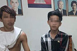 Chamkar Morn police crackdown on six...
