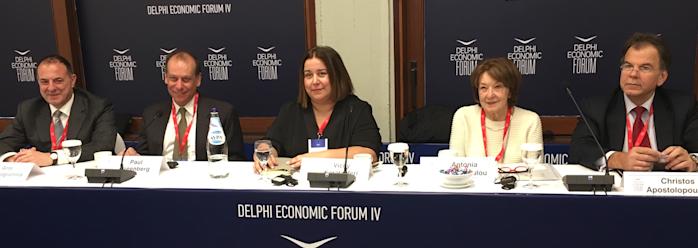 Delphi Economic Forum IV