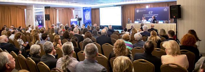 45th Annual Pan-Hellenic Medical Congress - Dimitrios Trichopoulos Memorial Symposium.