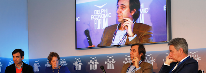 "Delphi Economic Forum III on ""New globalization and growth challenges"""