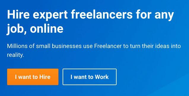 Easy freelance jobs online