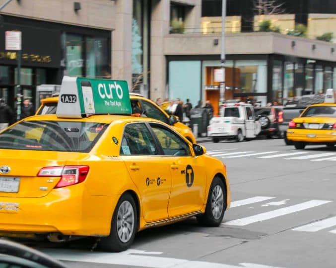 taxi driver hiring near me