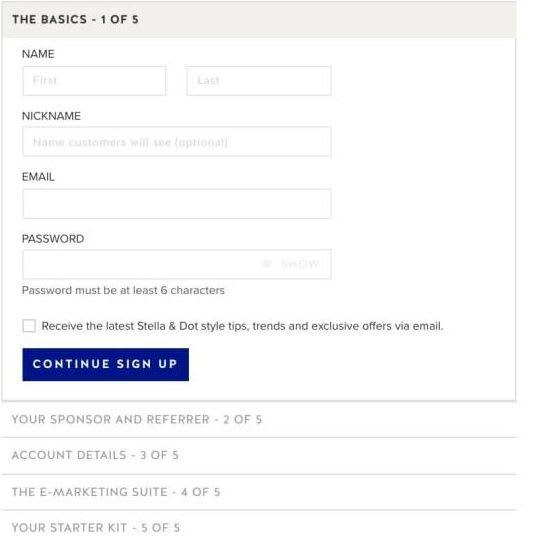 StellaDot online fashion stylist jobs Detroit