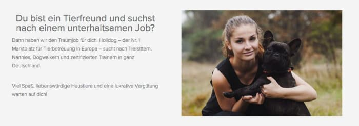 Dog training jobs in Hamburg – Holidog - AppJobs