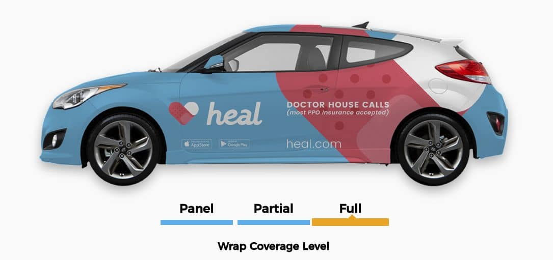 Car Advertising Wrap Jobs