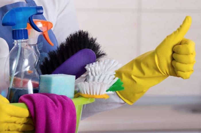 trabajo de limpieza en valencia