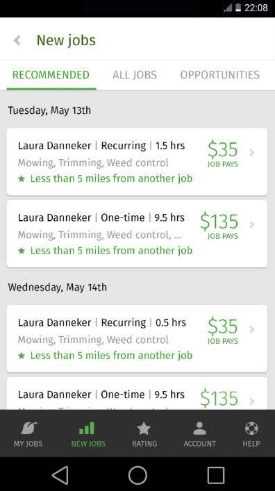Gardener jobs in Dallas - Lawn Love - AppJobs