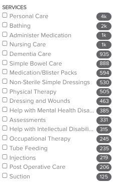Private caregiver jobs in Washington DC | ElderCare - AppJobs