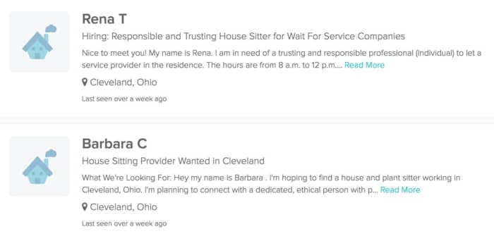 House sitting jobs in Cleveland💰 HouseSitter com - AppJobs
