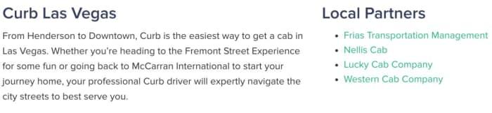 Curb taxi driver jobs in Las Vegas, NV - AppJobs