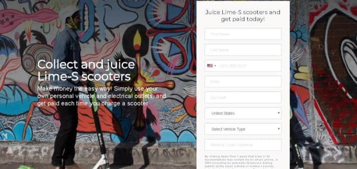 Become a Scooter Juicer with Lime in Singapore - AppJobs