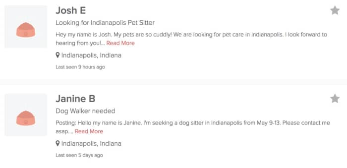 Become a pet sitter in Indianapolis, IN with PetSitter com - AppJobs