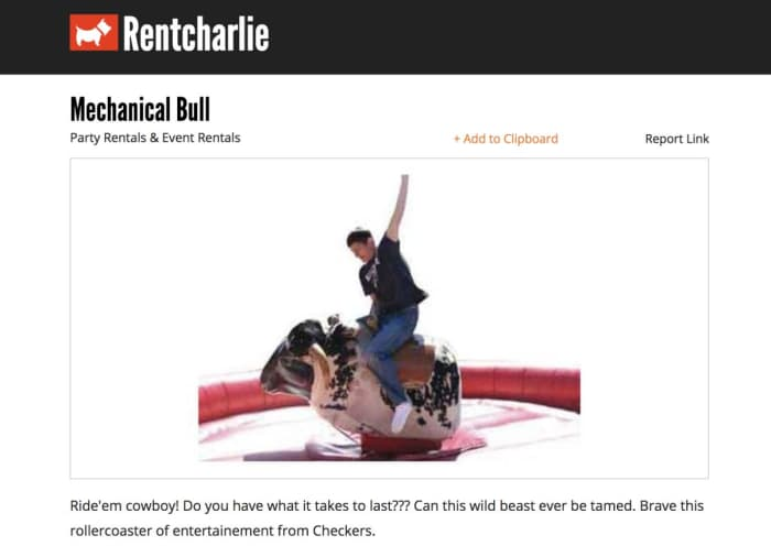 Funniest things found on Rentcharlie