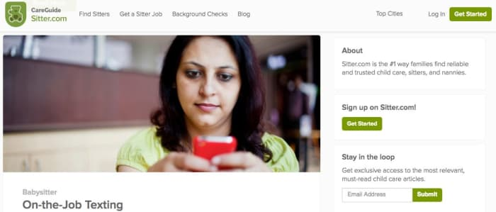 Caregiver jobs in Toronto, ON - Sitter com - AppJobs