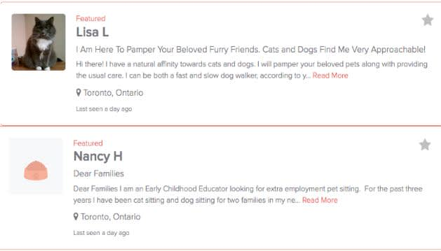 Become a pet sitter in Toronto, ON with PetSitter com - AppJobs