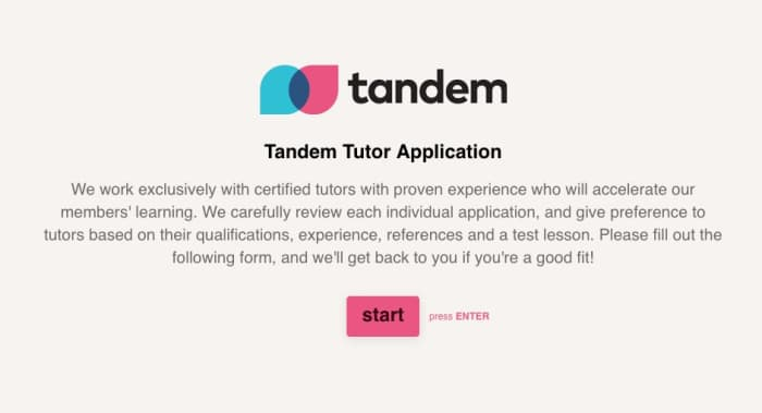 Online teaching jobs in/from Milwaukee - Tandem - AppJobs