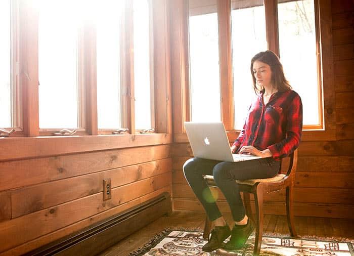 working as a freelancer