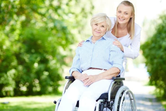 senior care jobs