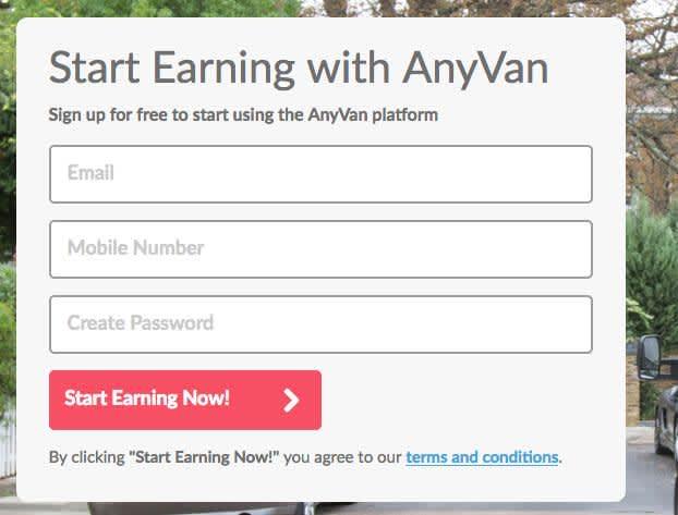 AnyVan - transportation jobs in Glasgow - AppJobs