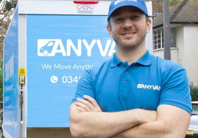 AnyVan - transportation jobs in Glasgow - AppJobs